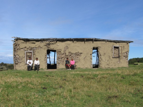Bulungula Coronavirus Response: Creating a Safe Home in a Rural Homestead to Protect the Elderly