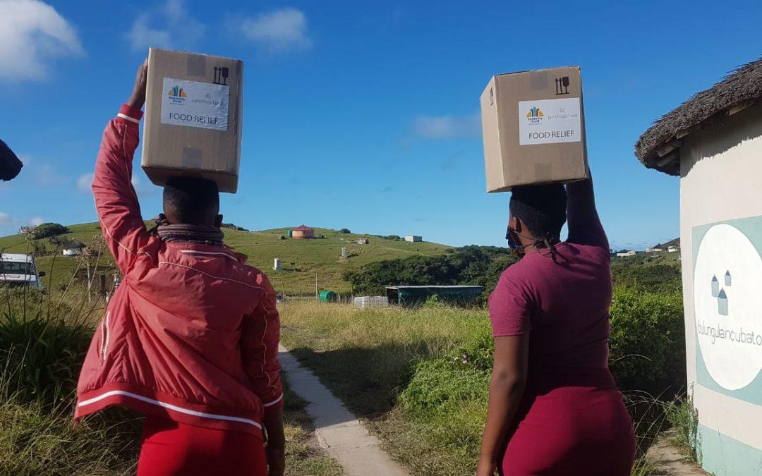 Bulungula Coronavirus Response: Food Relief