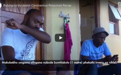 Bulungula Coronavirus Response: Recap Video