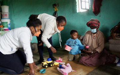 Back to School: ECD Playgroups at Home