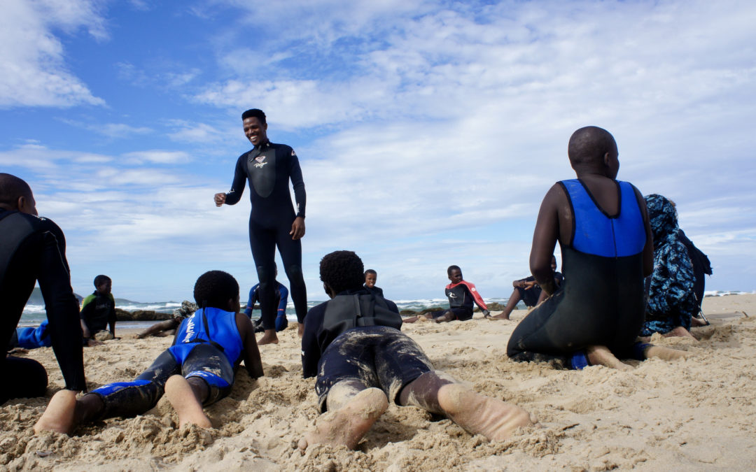 Supporting Youth Mental and Emotional Health Through Surf Therapy
