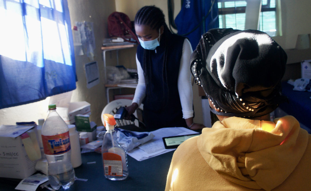 HIV Treatment Pick-up Point in Bulungula