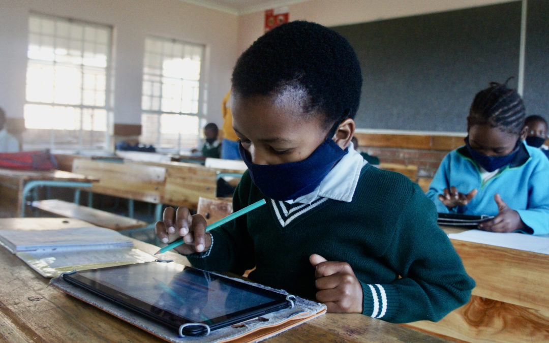 Increasing Foundational Learning Through E-Learning